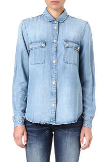 7 FOR ALL MANKIND Uniform denim shirt