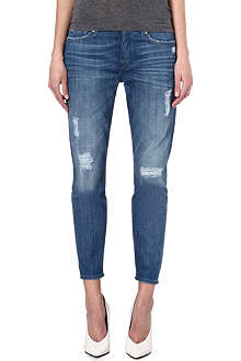 7 FOR ALL MANKIND Josie boyfriend mid-rise jeans