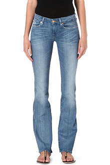 7 FOR ALL MANKIND Kimmie bootcut mid-rise jeans
