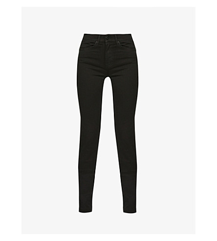 7 FOR ALL MANKIND Rozie slim high-rise jeans (Slilluribl