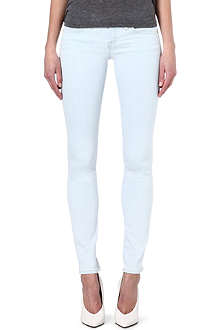 7 FOR ALL MANKIND Olivya skinny low-rise jeans