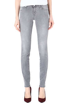 7 FOR ALL MANKIND Cristen skinny mid-rise jeans