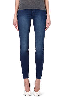 7 FOR ALL MANKIND The Skinny mid-rise jeans
