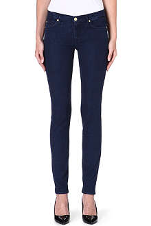 7 FOR ALL MANKIND Skinny mid-rise jeans