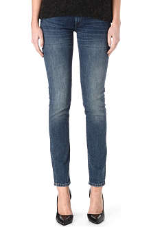 7 FOR ALL MANKIND Roxanne classic skinny mid-rise jeans