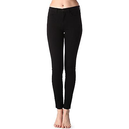 J BRAND 23110 Maria skinny high–rise jeans (Hewson