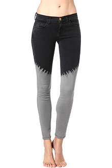 CURRENT/ELLIOTT The Skinny low-rise jeans