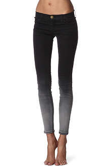 CURRENT/ELLIOTT The skinny ankle low-rise jeans