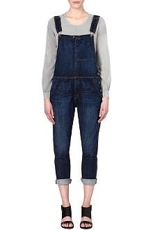 CURRENT/ELLIOTT The ranch hand dungarees