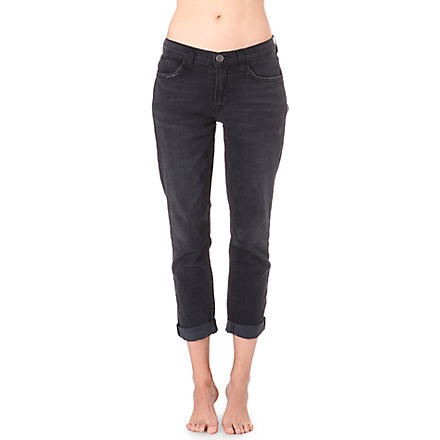 CURRENT/ELLIOTT The Fling slim boyfriend mid-rise jeans (Townhouse