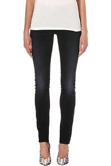 ACNE Flex skinny mid-rise jeans