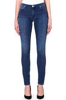 ACNE Flex Atlantis slim-fit mid-rise jeans