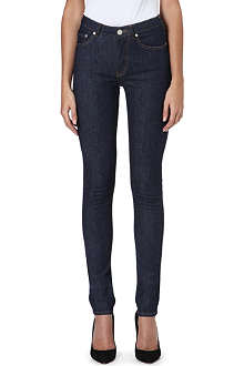 ACNE Pin skinny high-rise jeans