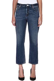 ACNE Pop boyfriend mid-rise jeans