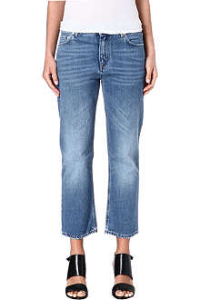 ACNE Pop relaxed-fit low-rise jeans