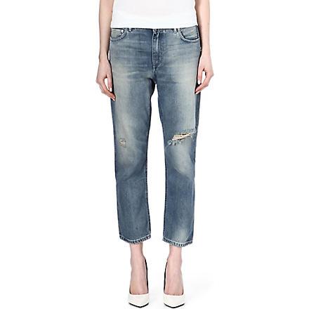ACNE Pop distressed boyfriend jeans (Trash