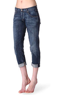 CITIZENS OF HUMANITY Dylan boyfriend mid-rise jeans