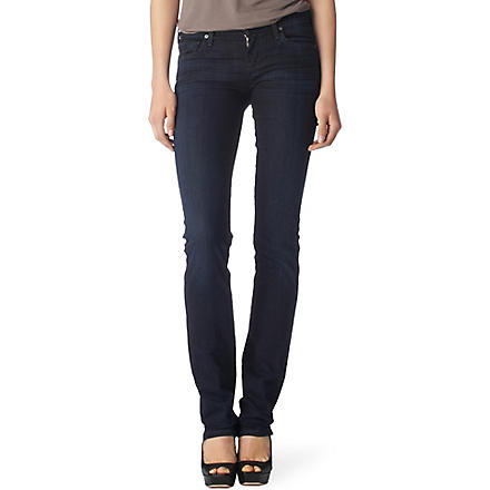 CITIZENS OF HUMANITY Ava straight-leg jeans (Honor