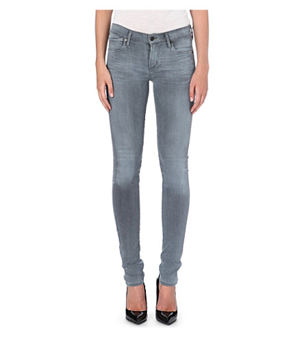 CITIZENS OF HUMANITY Avedon skinny mid-rise jeans (Chromatic