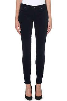 CITIZENS OF HUMANITY Avedon corduroy velveteen ultra-skinny mid-rise jeans