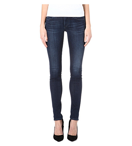 CITIZENS OF HUMANITY Avedon ultra-skinny low-rise jeans (Omni