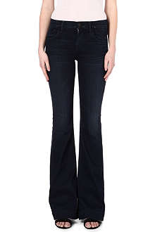 CITIZENS OF HUMANITY Hutton flared mid-rise jeans