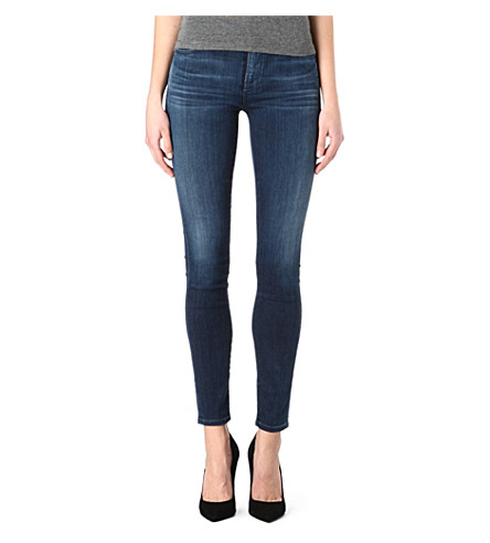 CITIZENS OF HUMANITY Rocket skinny high-rise jeans (Secret