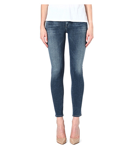 CITIZENS OF HUMANITY Rocket skinny high-rise jeans (Byron bay