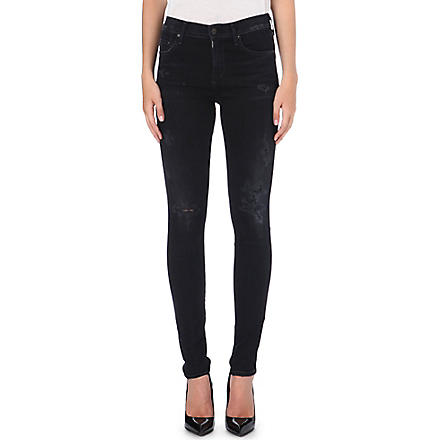 CITIZENS OF HUMANITY Rocket skinny high-rise jeans (Porter