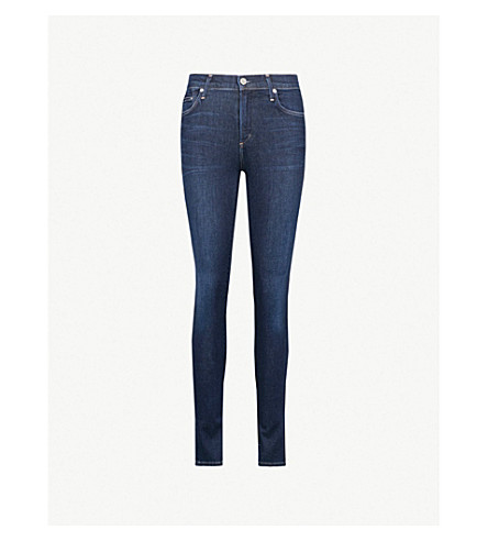 CITIZENS OF HUMANITY Rocket skinny cropped high-rise jeans (Empire