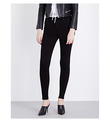 CITIZENS OF HUMANITY Rocket skinny high-rise jeans (Axel