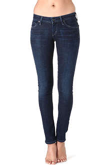 CITIZENS OF HUMANITY Racer skinny low-rise jeans