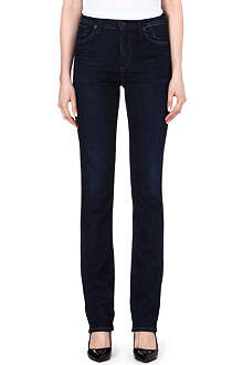 CITIZENS OF HUMANITY Arley high-waisted straight jeans