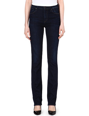 CITIZENS OF HUMANITY Arley straight-leg high-rise jeans