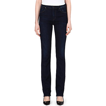 CITIZENS OF HUMANITY Arley straight-leg high-rise jeans (Icon