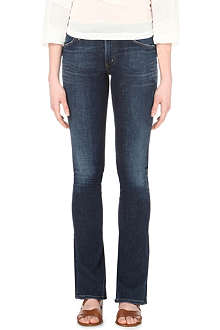 CITIZENS OF HUMANITY Emannuelle bootcut mid-rise jeans