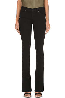 CITIZENS OF HUMANITY Emanuelle slim-bootcut mid-rise jeans