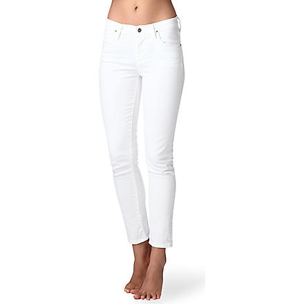 CITIZENS OF HUMANITY Carlton slim-straight high-rise jeans (Santorini