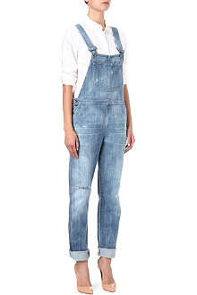 CITIZENS OF HUMANITY Quincey denim dungarees