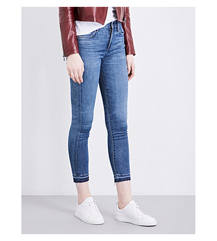 CITIZENS OF HUMANITY Rocket skinny mid-rise jeans (Hotline