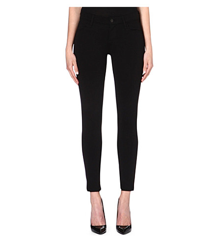 CITIZENS OF HUMANITY Avedon ultra-skinny low-rise jeans (Ponte