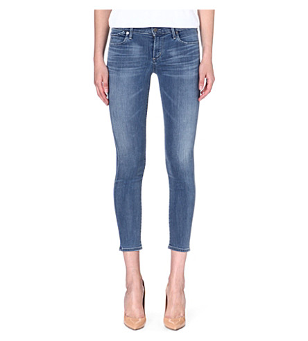 CITIZENS OF HUMANITY Avedon Ankle skinny low-rise jeans (Rendezvous