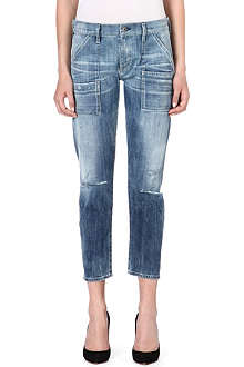 CITIZENS OF HUMANITY Stretch-denim Leah jeans