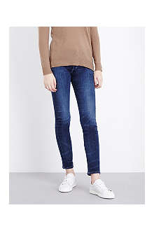 CITIZENS OF HUMANITY Arielle slim mid-rise jeans