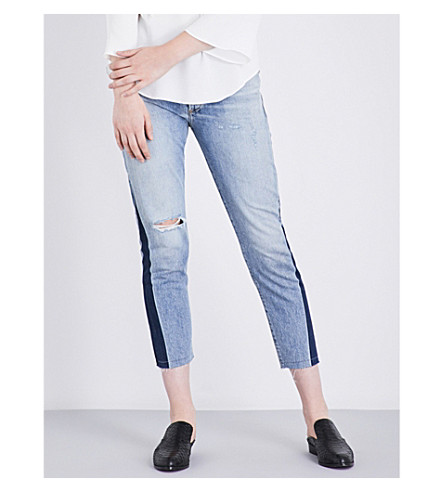 CITIZENS OF HUMANITY Liya classic-fit straight jeans (Fade