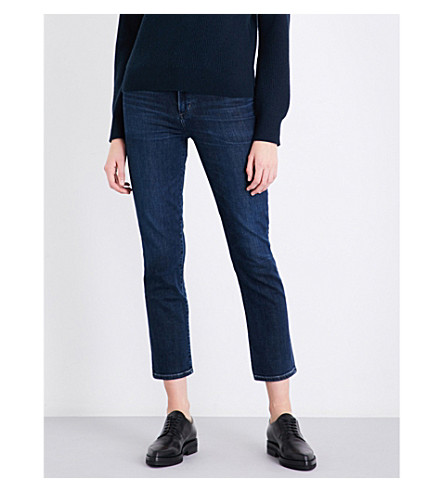 CITIZENS OF HUMANITY Cara Cigarette skinny high-rise jeans (Marisol