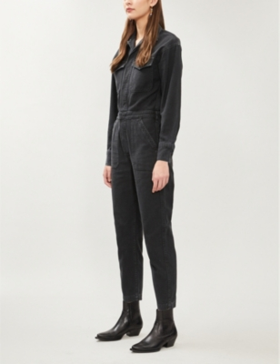 Marta denim jumpsuit