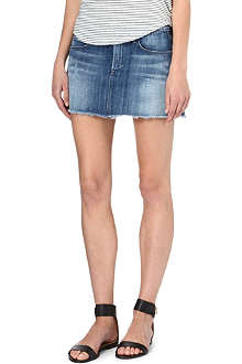 CITIZENS OF HUMANITY Daria denim mini skirt