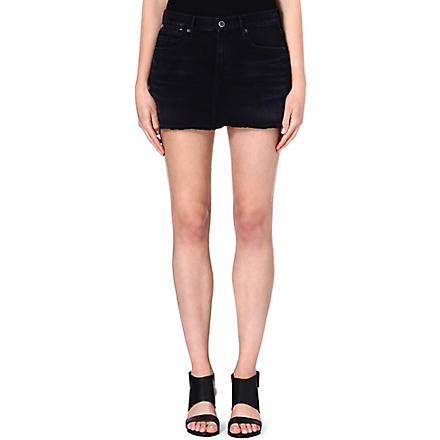 CITIZENS OF HUMANITY Daria denim mini skirt (Drifter