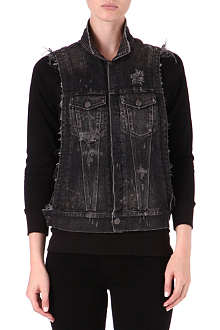 CITIZENS OF HUMANITY Denim gilet